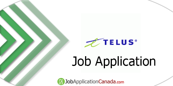 TELUS Job Application