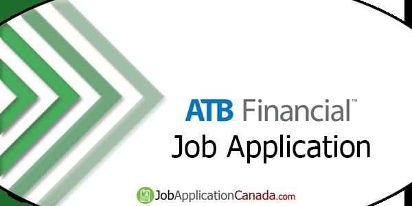 ATB Financial Job Application