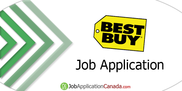 Best Buy Job Application