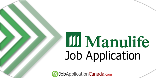 Manulife Job Application