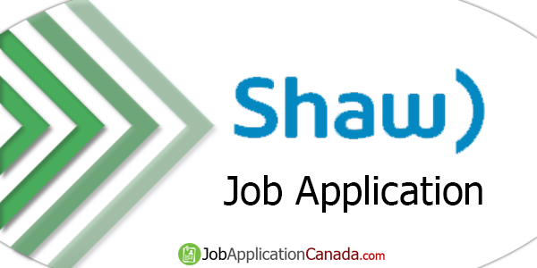 Shaw Communications Job Application