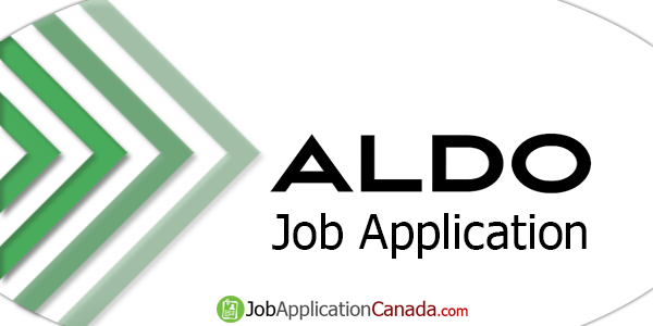 ALDO Job Application