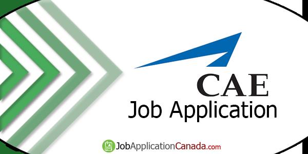 CAE Job Application