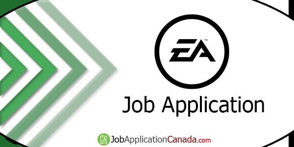 Electronic Arts Job Application