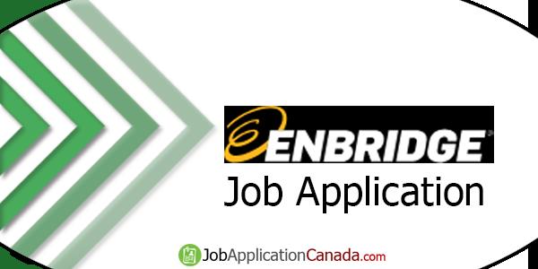 Enbridge Job Application