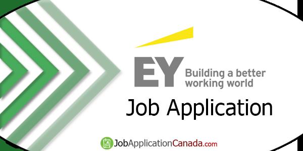 EY Job Application