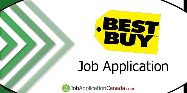 Future Shop Job Application