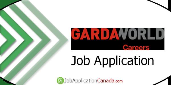 GardaWorld Job Application