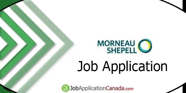 Morneau Shepell Job Application