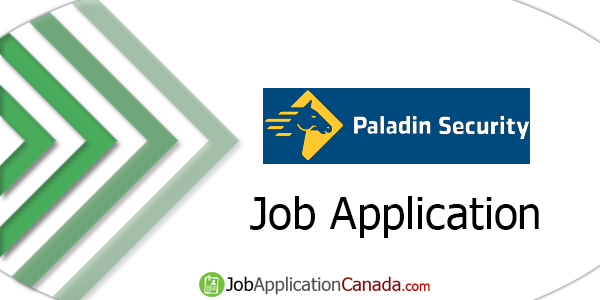 Paladin Security Group Job Application