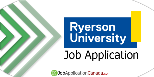 Ryerson University Job Application