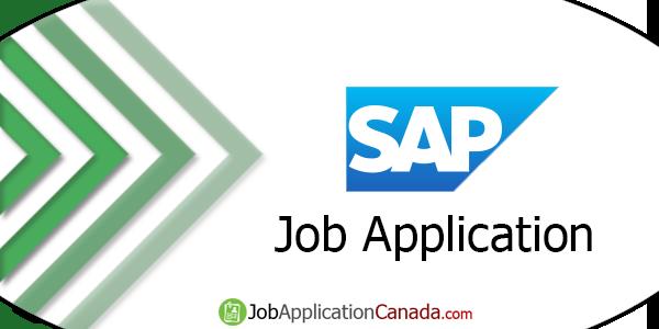 SAP Job Application