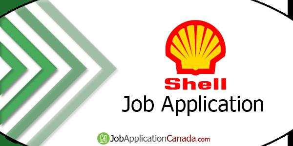 Shell Job Application Process