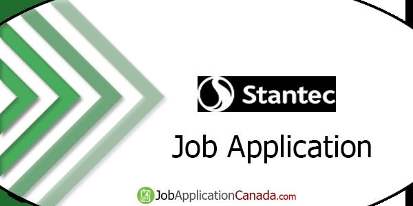 Stantec Job Application
