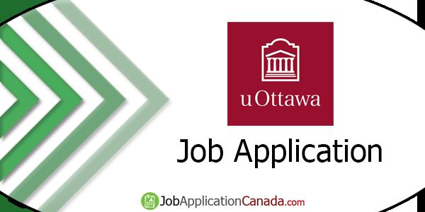 University of Ottawa Job Application
