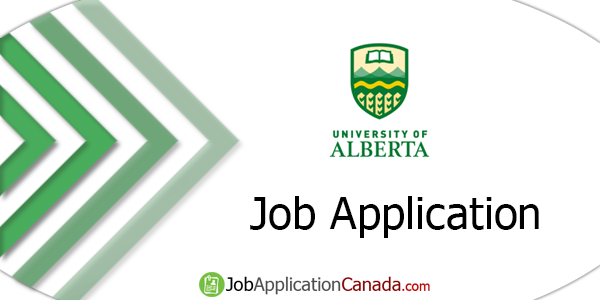 University of Alberta Job Application