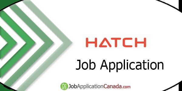 Hatch Job Application