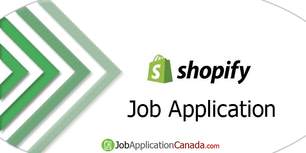Shopify Job Application