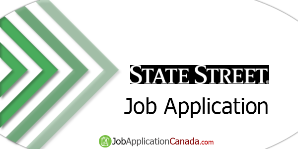 State Street Job Application
