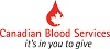 Canadian Blood Services Job Application