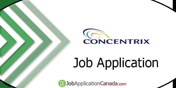 Concentrix Job Application